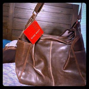 Oversized Nine West purse